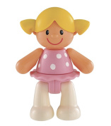 Early Learning Centre Toybox Dotty Dolly Baby Toy – Auditory and Tactile Interaction For Children –Engages and Employs Creativity – For On-The-Go or At-Home Play â .
