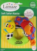 Lamaze Soft Safari Ring Rattle