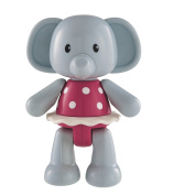 Early Learning Centre Toybox Ellie Elephant Baby Toy – Auditory and Tactile Interaction For Children –Engages and Employs Creativity – For On-The-Go or At-Home Play â .
