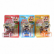 Mini Pop-Up Toy Barking Bulldog Lucky Family Fun Game