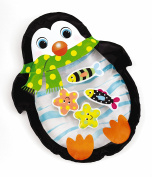 Earlyears Penguin Tabletop Water Pal Travel Water Play Mat for Ages  .   and Up