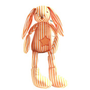 BESTLEE Baby Plush Rabbit Slepping Appease Toy