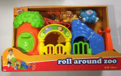 Roll Around Zoo Toddler Toy