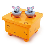 Small Foot Company Musical Box Dancing Mice