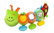 Baby Toys - B Kids - Snuggle 'n¡¯.Play Caterpillar Games Kids New 004832