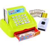eshion Pretend & Play Learning Calculator Cash Register