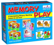 Creative Educational Pre-School Memory Play