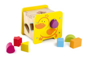 Legler Activity Cube Duck Preschool Learning Toy