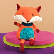 Maison Joseph Battat - Baby B. Talk Back Plush Fox - The Name's PIPSQUEEK