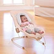 Eddie Bauer Baby Infant Head & Neck Support Bunny - Great For Car Seats, Bouncers & Strollers