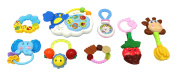 Little Treasures Multi Purpose Baby Toy Play Set