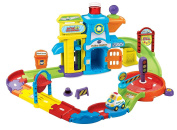 VTech Toy Children  .   to 5 Go Go Smart Wheels Police Station Playset