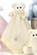Bearington Baby Snuggler Yellow Bear by Bearington