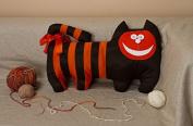 "Pillow Toy ""Cat"""