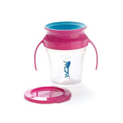 Wow Cup, Babytraining Cup for Babies in Pink/teal by Wow Baby
