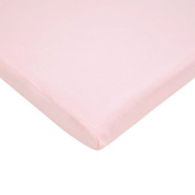 American Baby Company Jersey Knit Bassinet Sheet, Pink by American Baby Company