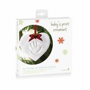 Tiny Ideas Baby's Handprint Ornament, Heart by Tiny Ideas