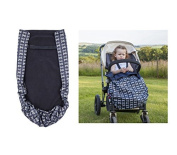 Pink Lining Waterproof Snug As A Bug Bundle Bean NAVY BOWS - Universal Apron/Sling/Picnic Rug