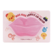 Tony Moly - 1 x Kiss Kiss Lovely Lip Patch - Volume Booster - Lip Care - Lip Mask - Lip Pads