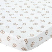 Babies R Us Knit Bassinet Sheet - Lamb by Babies R Us