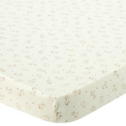 Babies R Us Knit Bassinet Sheet - Safari by Babies R Us