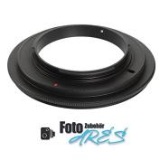 Ares® Reversing Adapter/Macro Reverse Ring 58 mm for Nikon D5600 D3400 D5 D500