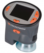 Celestron Digital Portable Hand-Held Microscope with LCD Monitor