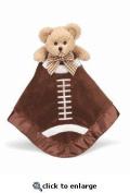 Touchdown Football Bear Snuggler 46cm by Bearington by Bearington Bears