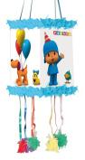 Pocoyo - Piñata Party Vignette, 20 x 30 cm