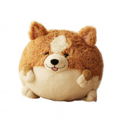 Eastlion 20cm Soft Plush Toy Corgi Dog Pillow