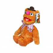 Fozzy Bear Toy - Muppet Show Fozzie soft plush bear