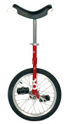 """OnlyOne Unicycle """"Outdoor"""" 41cm , 28 Spokes, Red"""