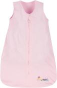 Miracle Blanket Sleeper Wearable Blanket Sack, Pink, Large