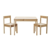 IKEA Children's Kids Table & 2 Chairs Set Furniture (1) by IKEA