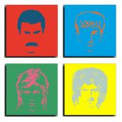 Modern photographic picture Queen, Freddie Mercury, 160cm x 60cm , ref. 26004
