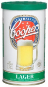 Coopers DIY Lager Brew Can by Coopers