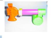 McDonalds Gotcha Gusher Squirt Gun Happy Meal Toy