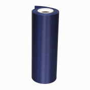 20cm Wide Navy Blue Ceremonial Ribbon for Grand Openings/Re-Openings and Ribbon Cutting Ceremonies - 20 Yard Roll