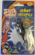 Crazy Creepies Pull Back Action - RAT - Party Bag/ Stocking filler Toys [Toy]