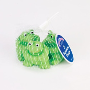BABYKING SQUEEZE TOY FROGS