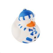 Bath Duck - Snowman