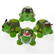 Christmas Rubber Turtles