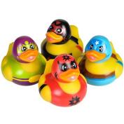 Assorted Wrestler Theme Rubber Duckies