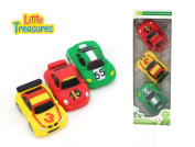 Little Treasures Racers Baby bath toy car set for  .   toddlers with beautiful crafted cars designs