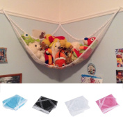 Hot Worldwdide Children Room Toys Stuffed Animals Toys Hammock Net Organise Storage Holder
