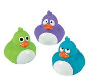 Crazy Rubber Ducks - 12 ct