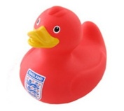 New Official Football Team Bath Time Duck (England