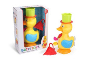 Duck Bath Toy for kids, boys and girls, Safe and fun for  .   to 6. Making bath time lots of fun in a way that kids have never experienced before!