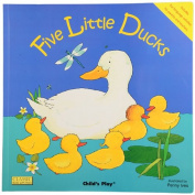 Five Little Ducks - Song & Rhyme Big Book