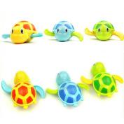 NOQ One Set Of Swimming Little Turtle/Children's Bath Toys/Amphibious
